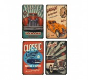 Retro cars Sigaretten box