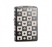 Card suits Zippo