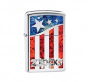Flag of the USA Zippo