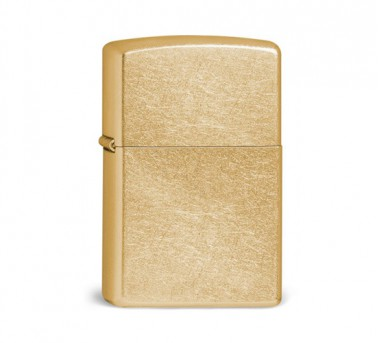 Gold Dust Zippo messing