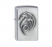 Red Eyed Dragon Zippo