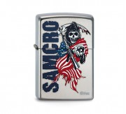 Sons of Anarchy Zippo