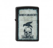 Sons of Anarchy Samcro Zippo