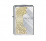 Twisted Roses Zippo