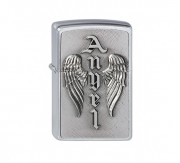 Wing of an Angel Zippo